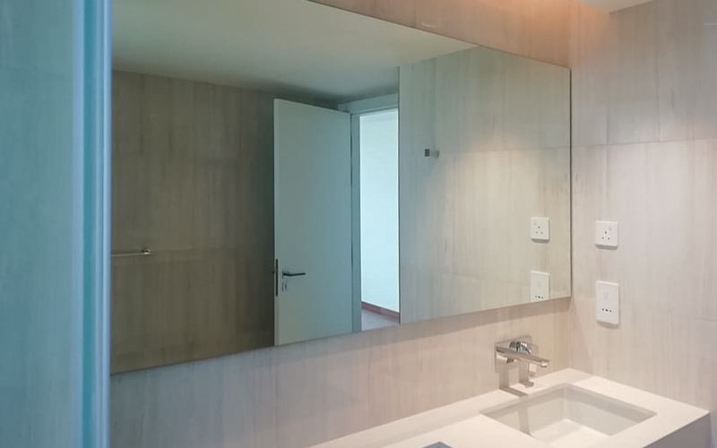 bathroom mirrors project Colombo city